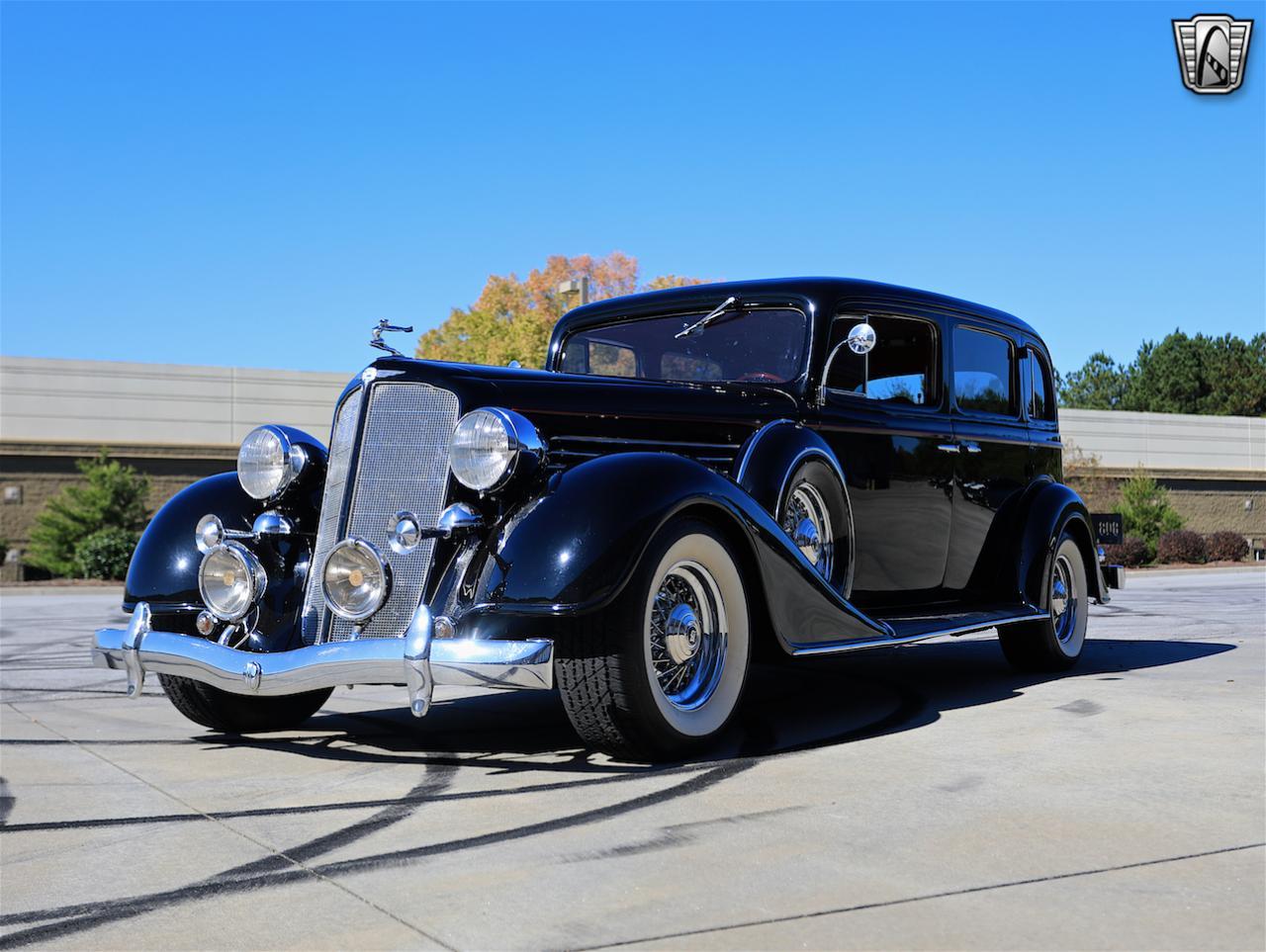 1934 Buick Model 90L 77