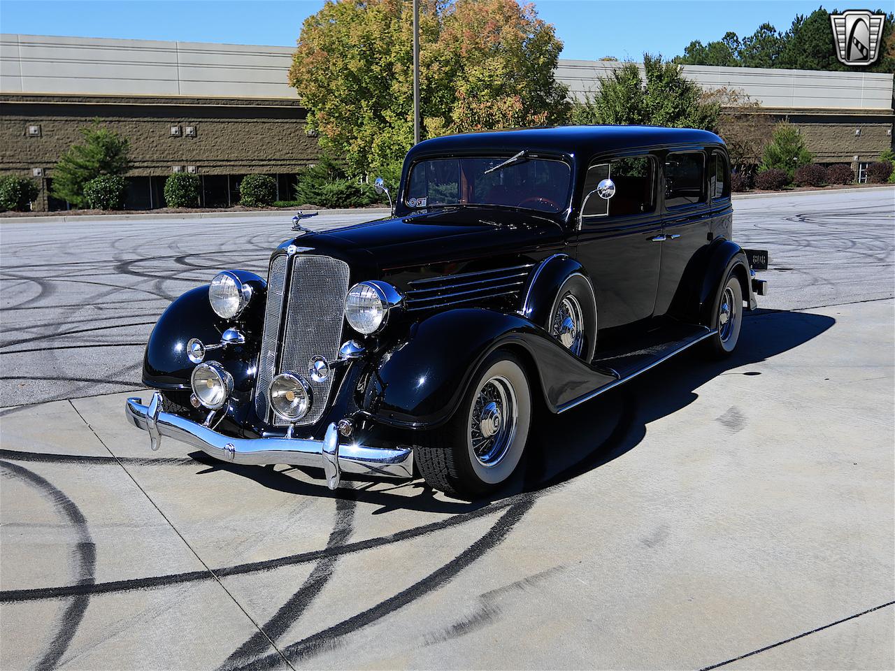 1934 Buick Model 90L 2