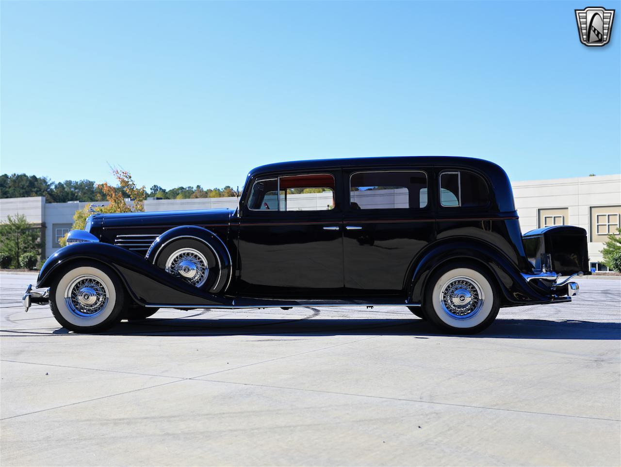 1934 Buick Model 90L 3