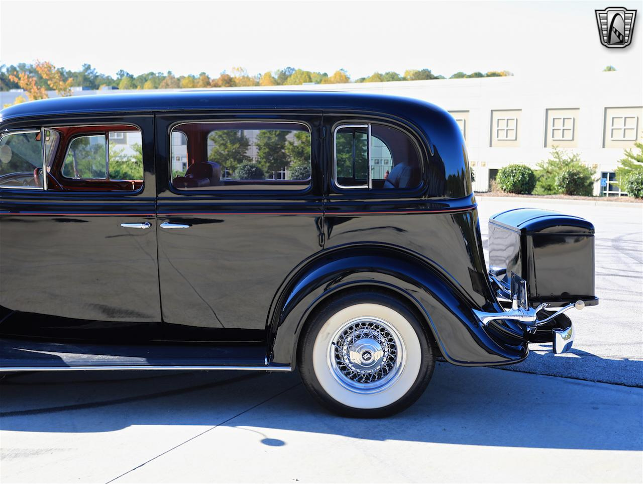 1934 Buick Model 90L 22