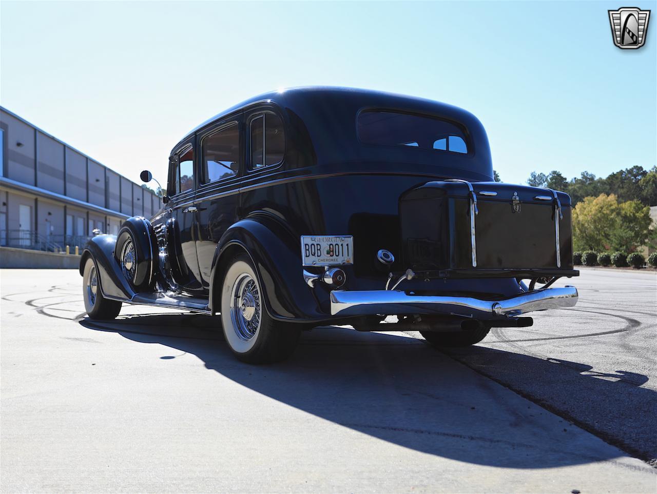 1934 Buick Model 90L 5
