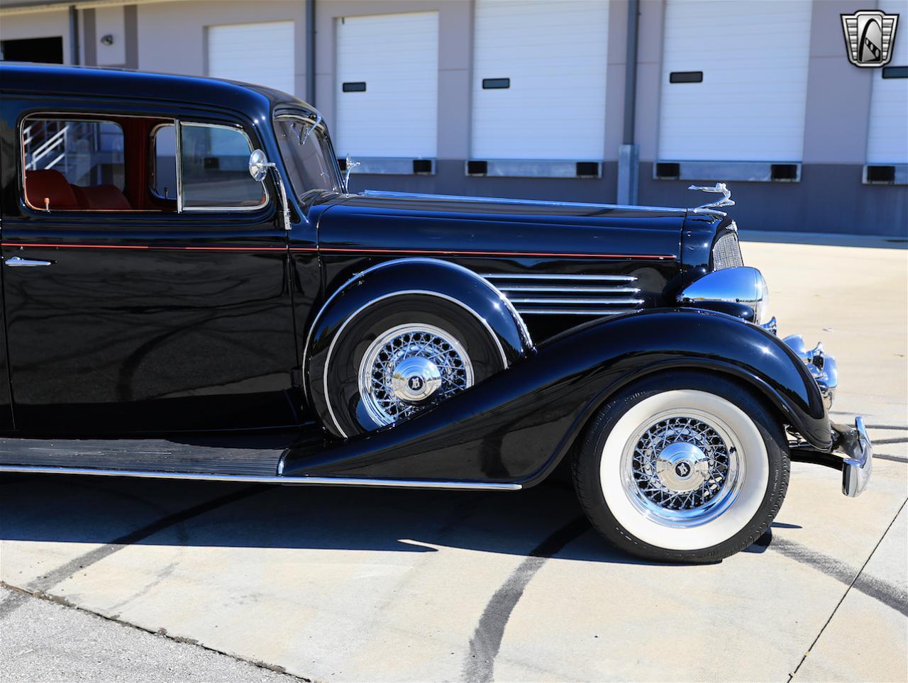 1934 Buick Model 90L 86