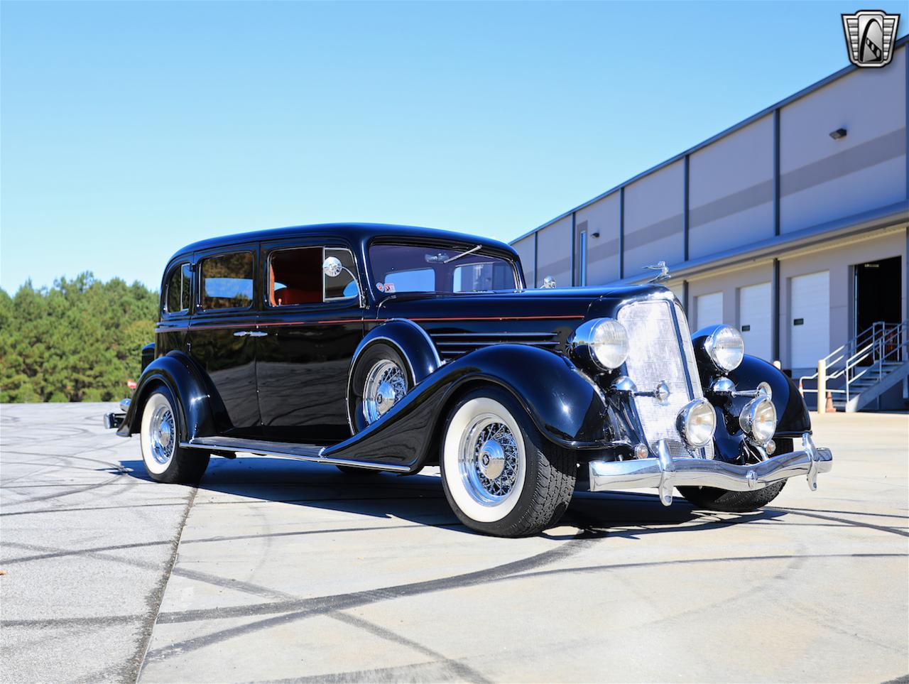 1934 Buick Model 90L 14
