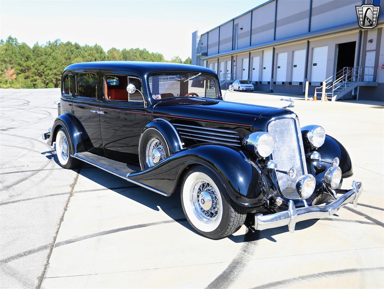 1934 Buick Model 90L 15