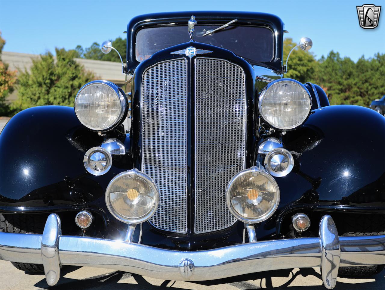 1934 Buick Model 90L 19