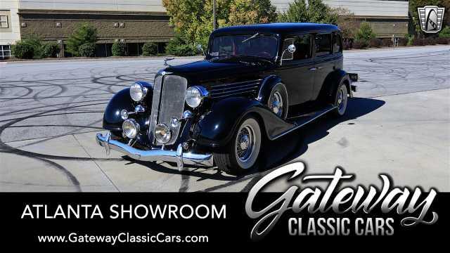 1934 Buick Model 90L