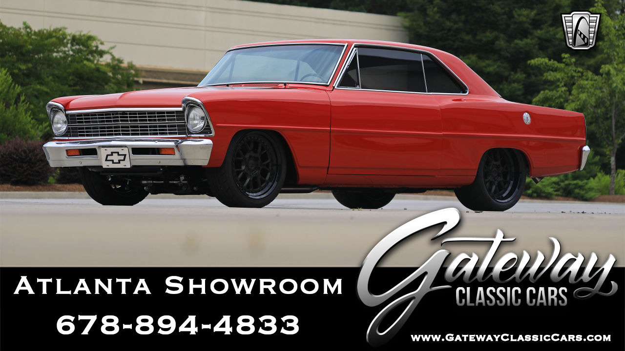 1967 Chevrolet Nova Ls3 Supercharged For Sale Gateway Classic