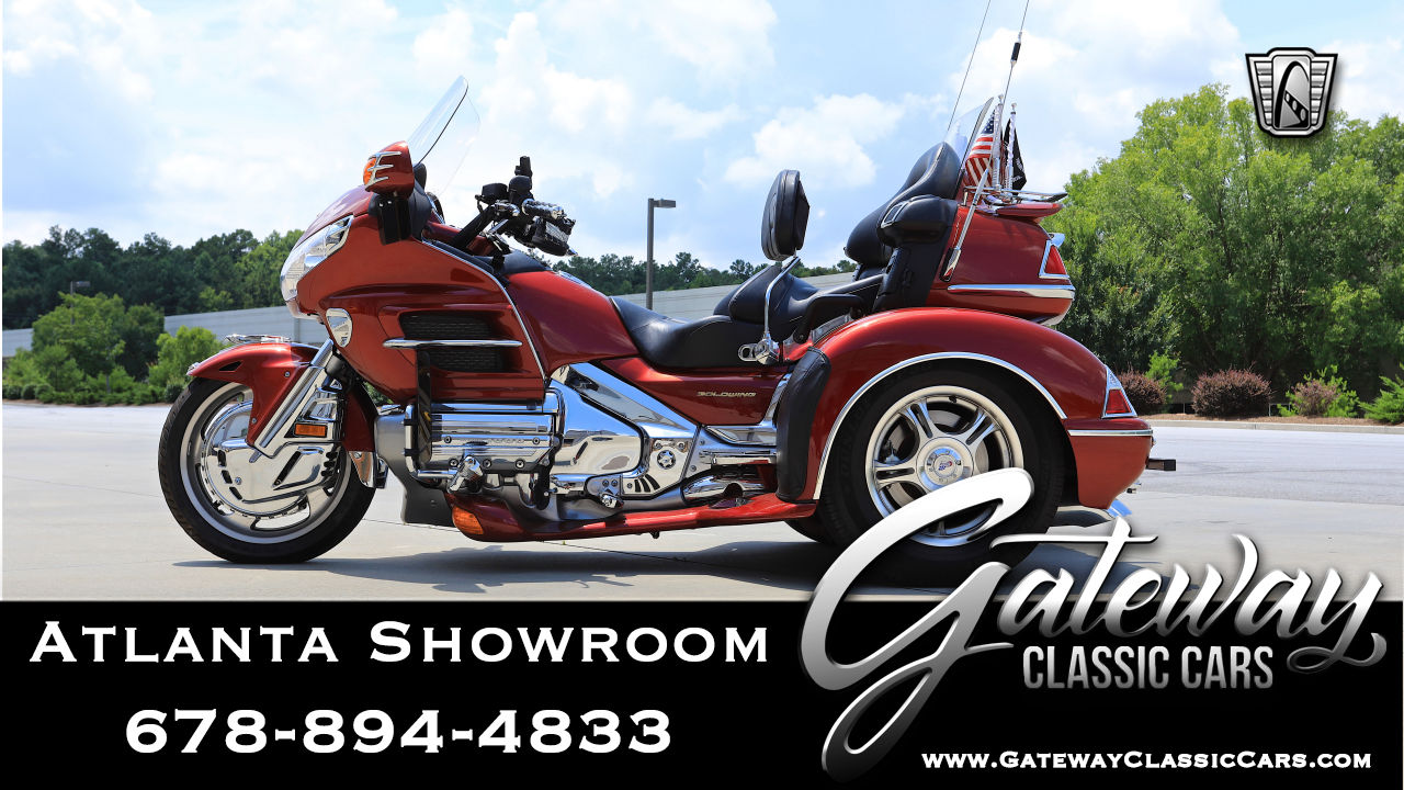 2001 Honda Goldwing