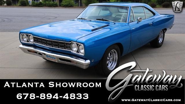 1968 Plymouth Road Runner<br><span style='font-size: large; font-style: italic'><b>  </b></span>