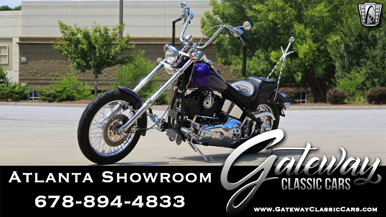 Used 1993 Harley Davidson FXST