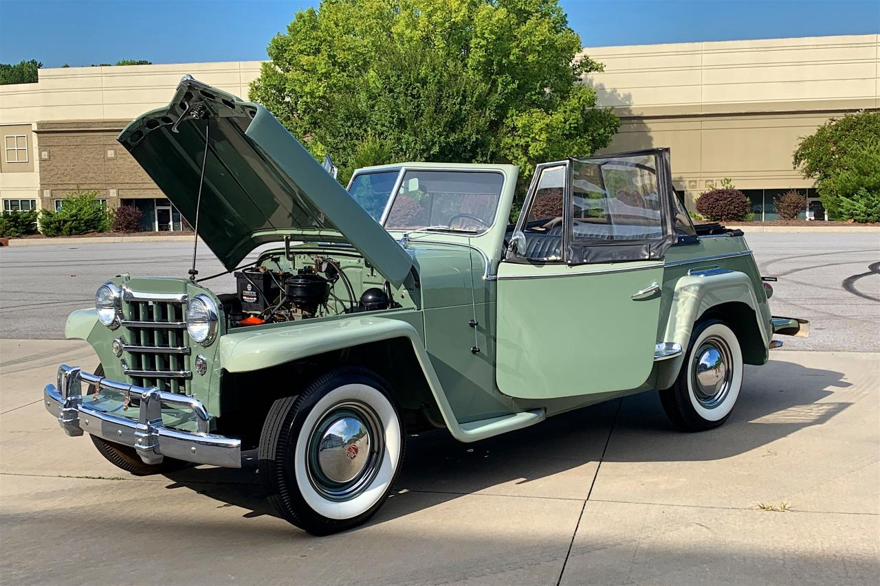 1950 Willys Jeepster 88