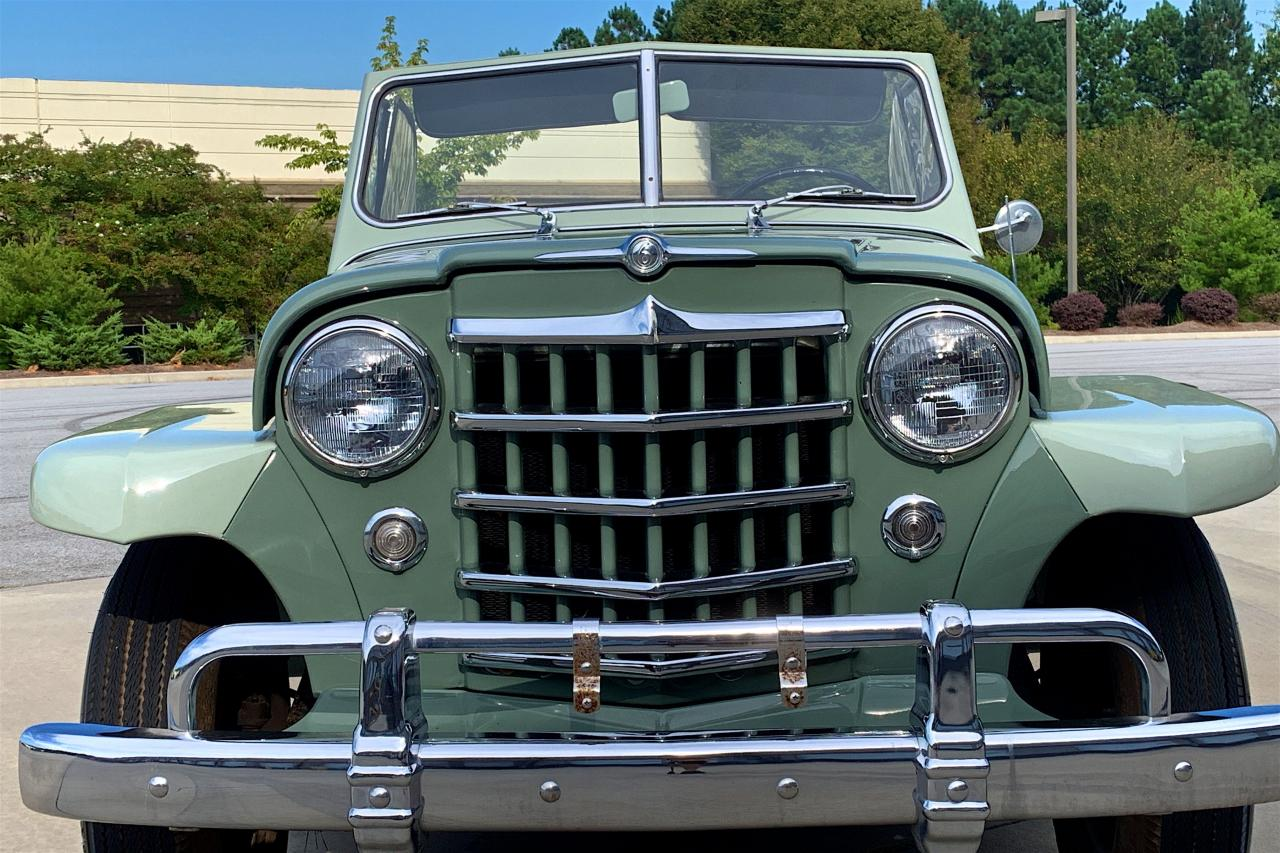 1950 Willys Jeepster 54