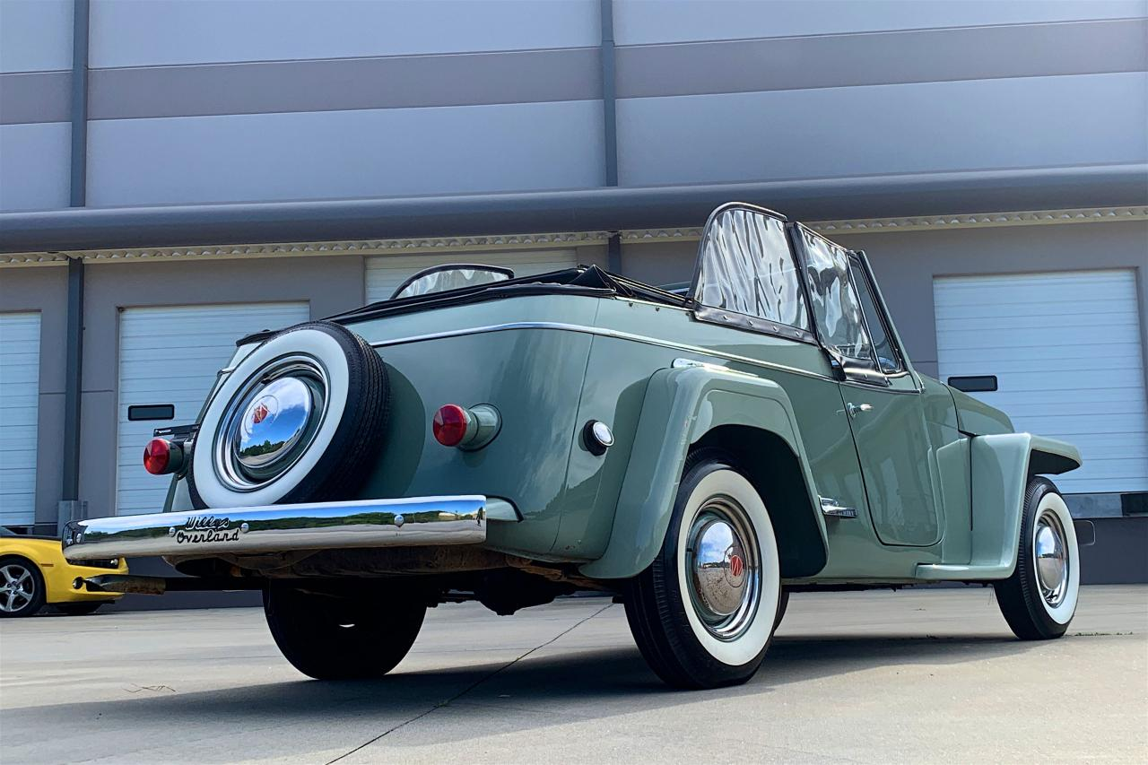 1950 Willys Jeepster 33