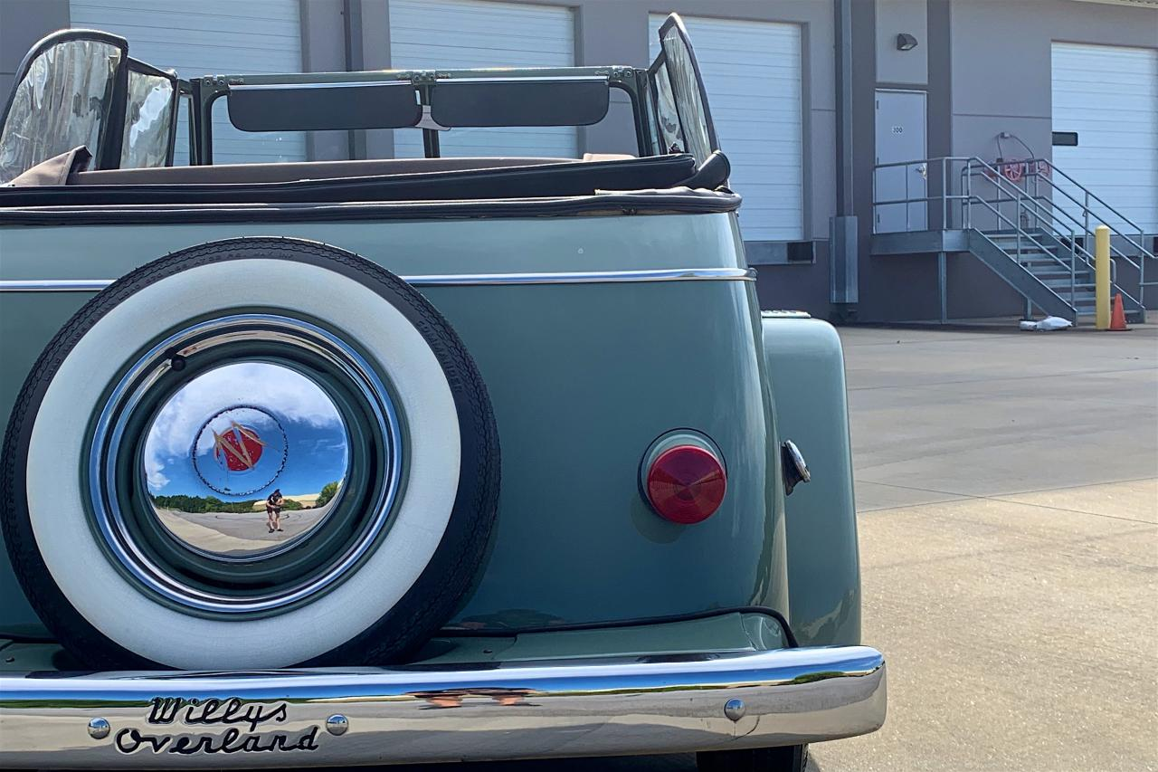 1950 Willys Jeepster 58