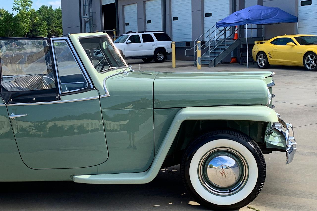 1950 Willys Jeepster 64