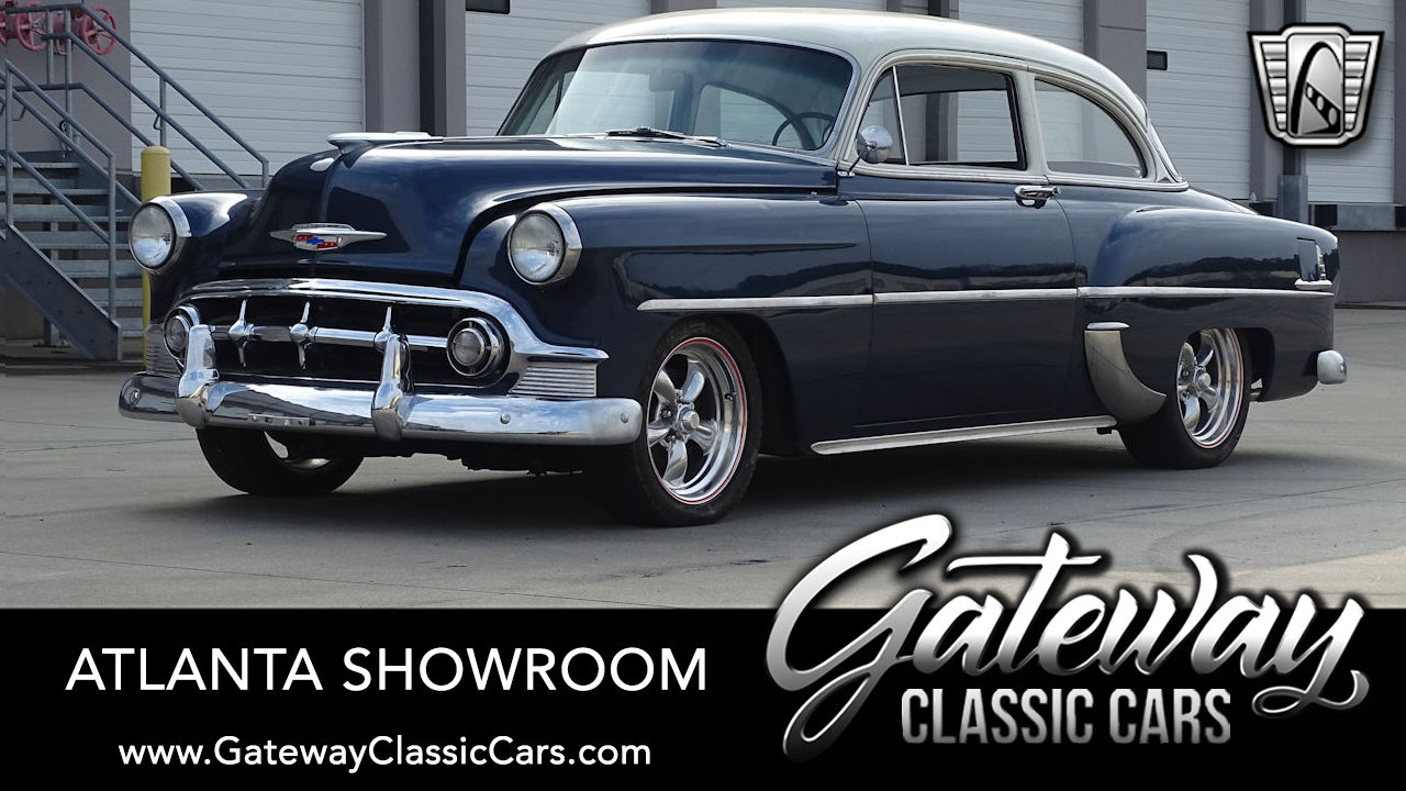 Used 1953 Chevrolet Bel Air