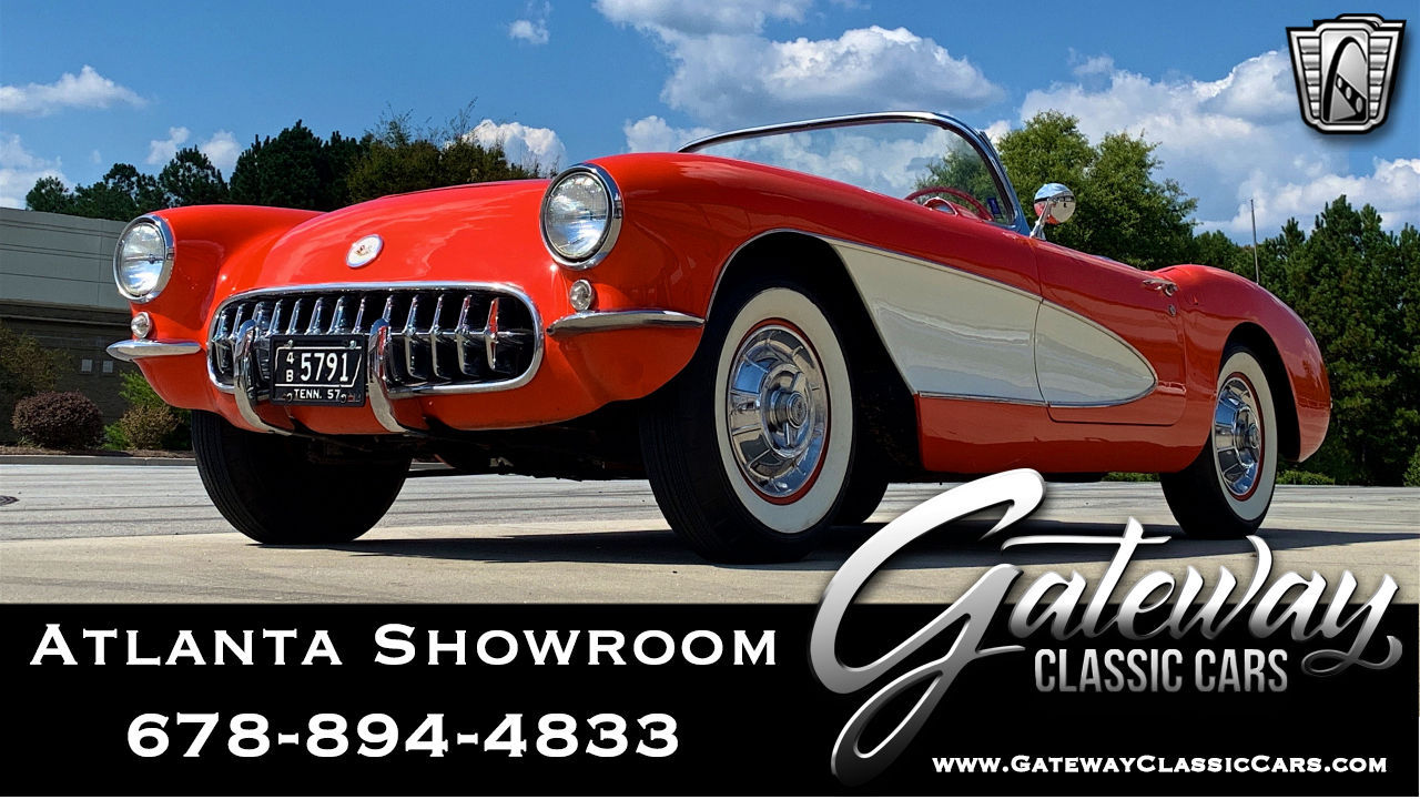 Used 1957 Chevrolet Corvette