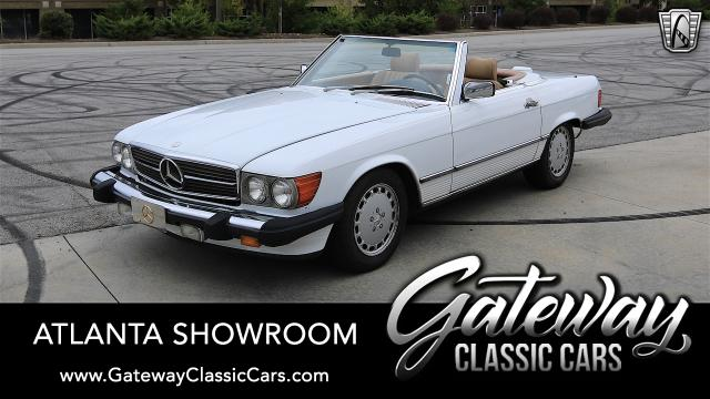 1988 Mercedes-Benz 500SL
