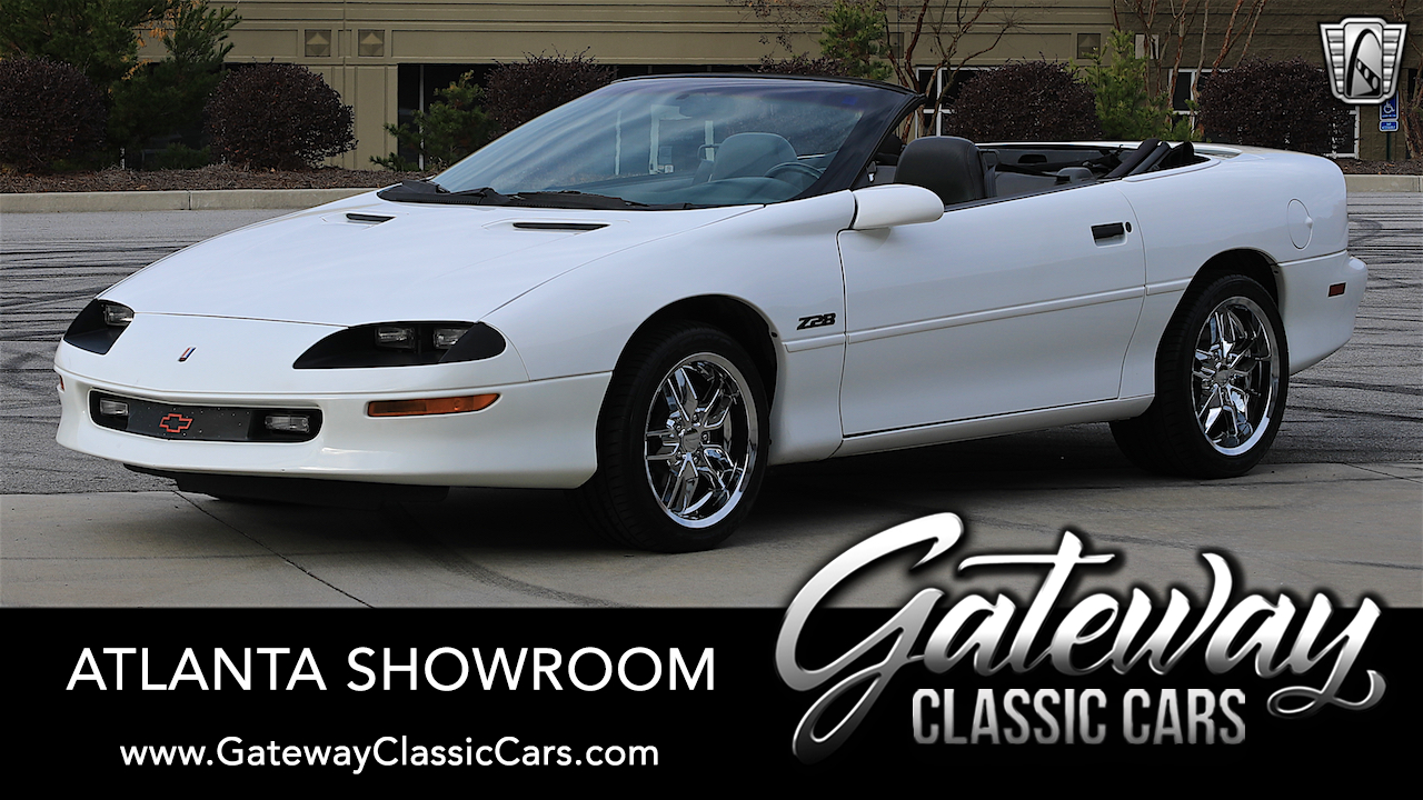 Used 1997 Chevrolet Camaro
