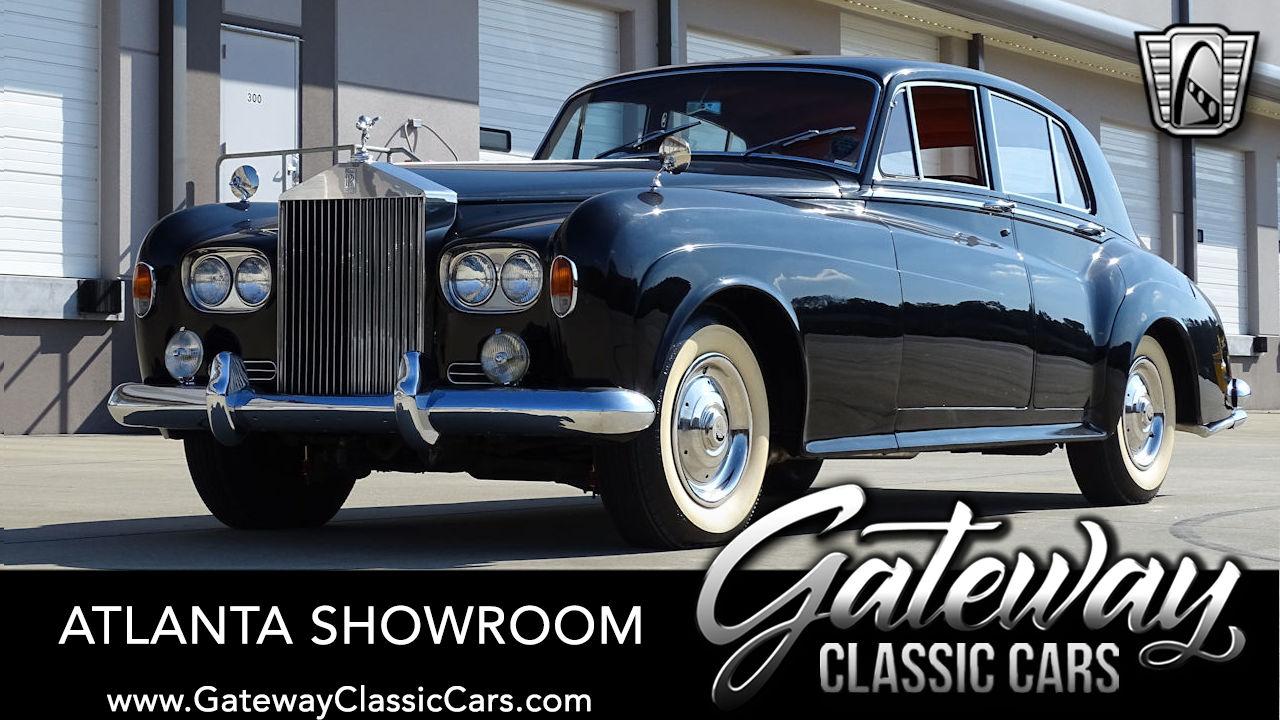 1963 Rolls Royce Silver Cloud