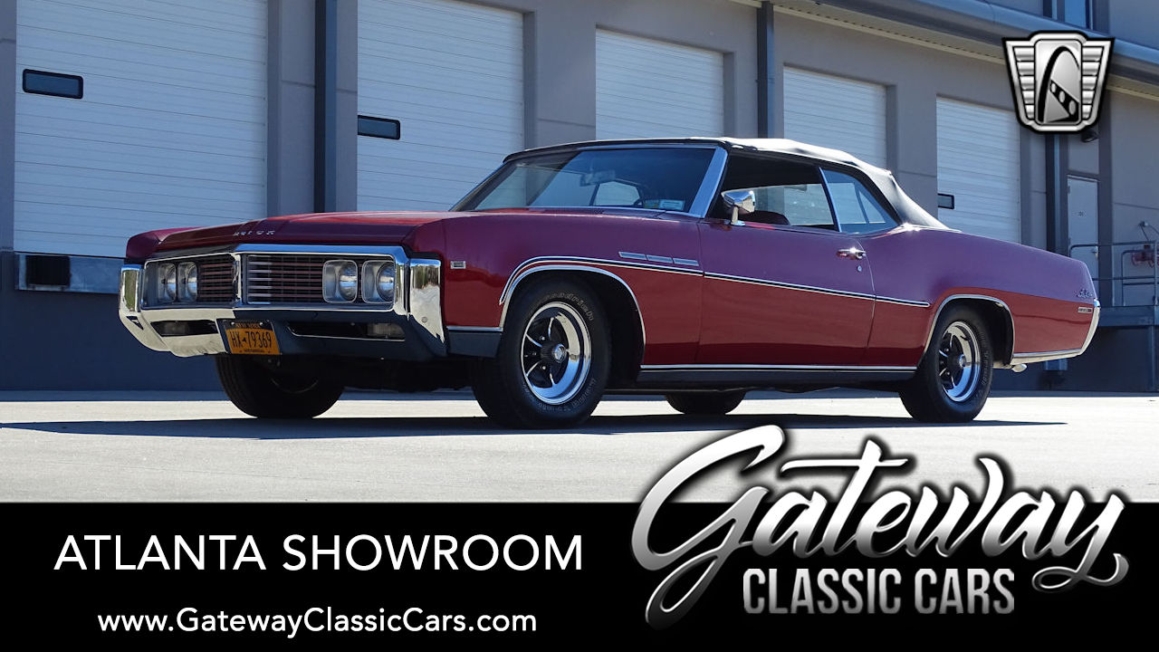 Used 1969 Buick Convertible