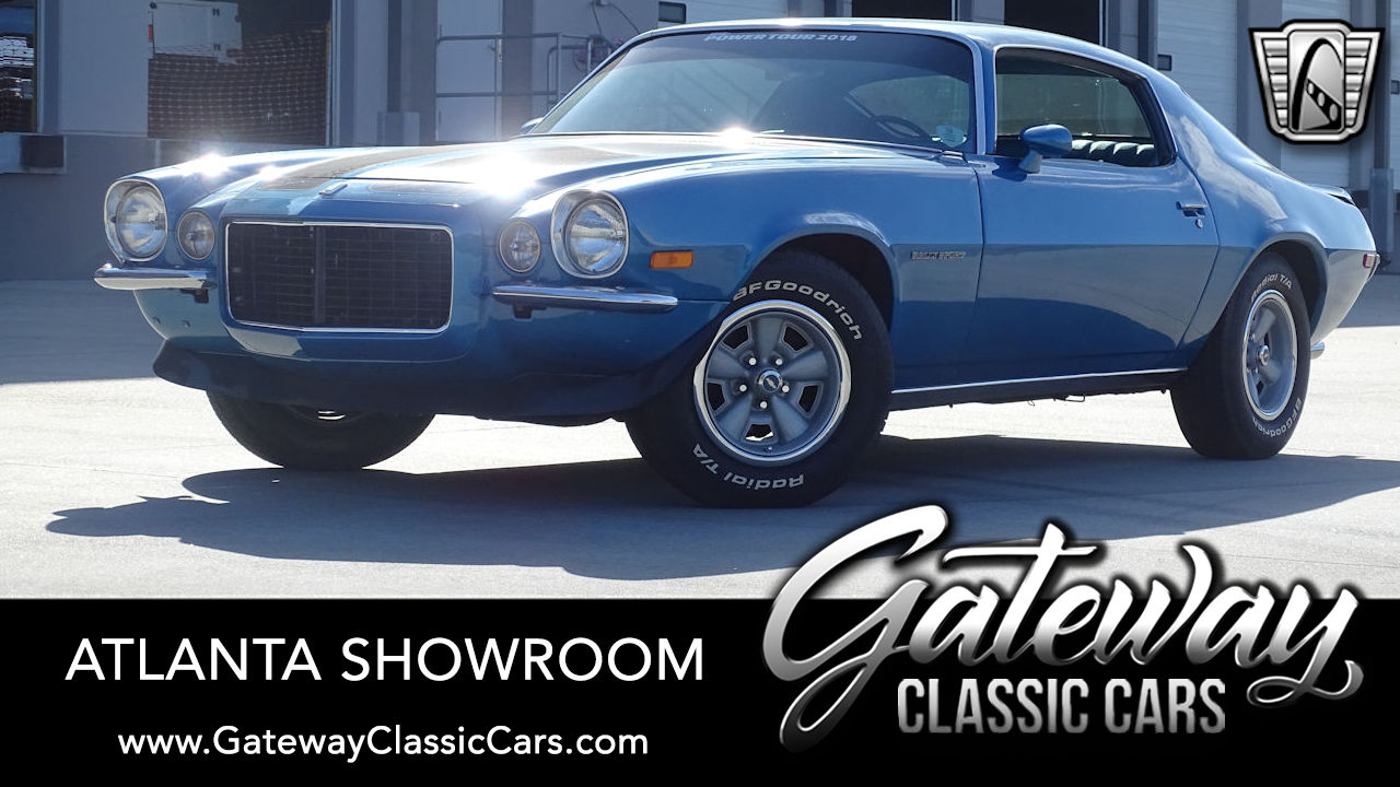 Used 1970 Chevrolet Camaro