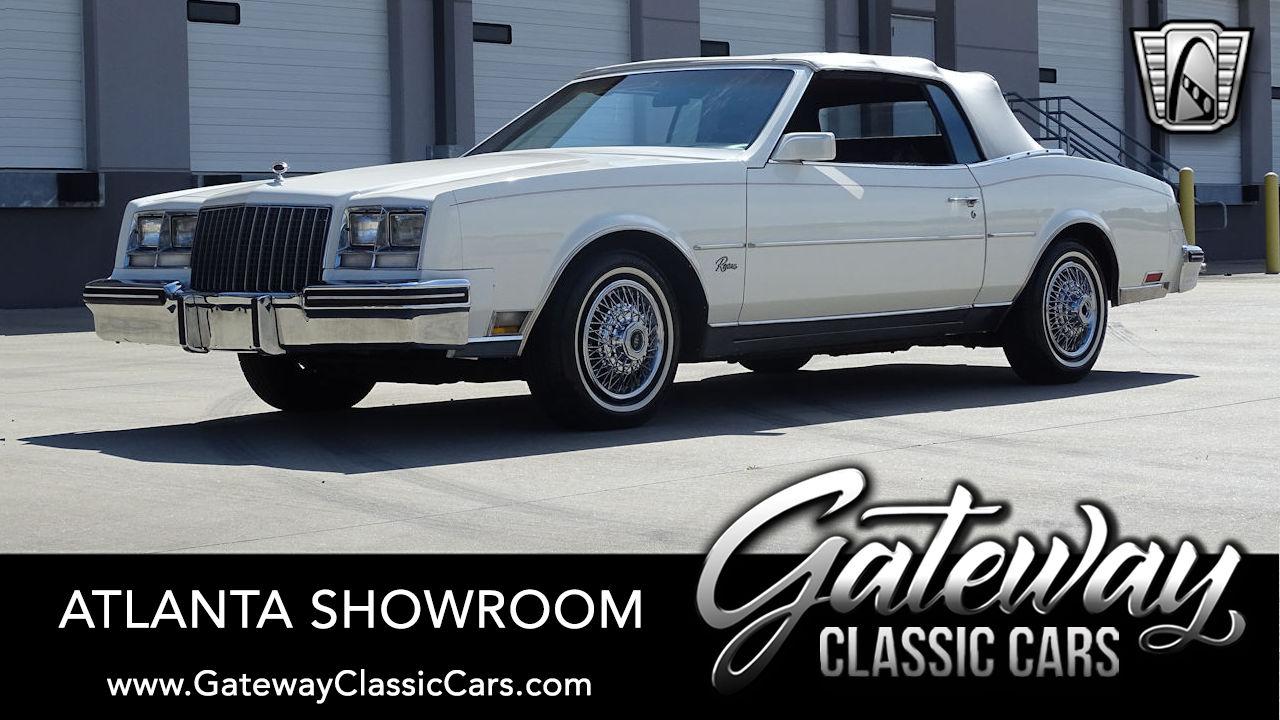 Used 1984 Buick Riviera