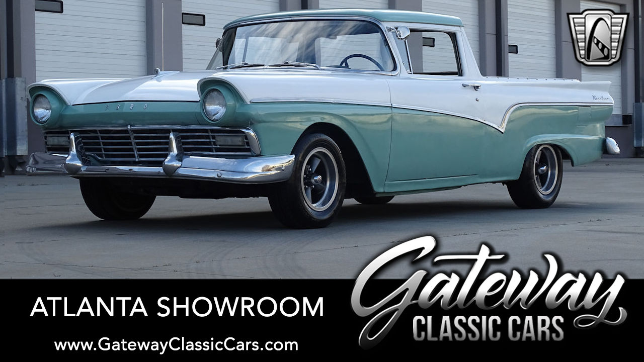 Used 1957 Ford Ranchero