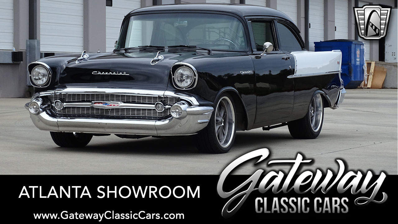 Used 1957 Chevrolet Bel Air