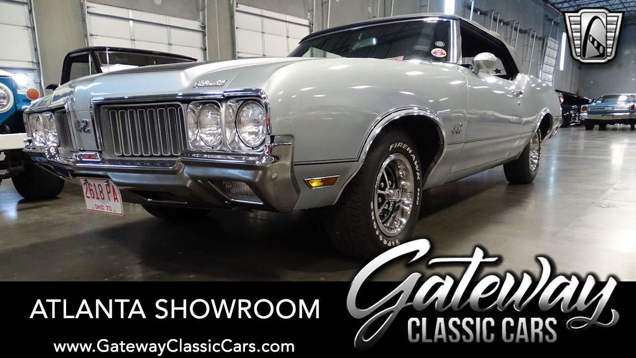 Used 1970 Oldsmobile 442