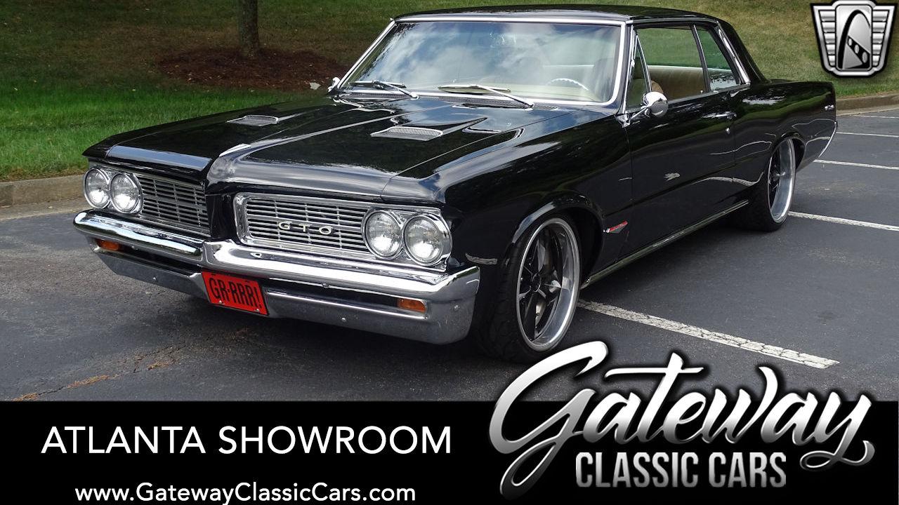Used 1964 Pontiac GTO