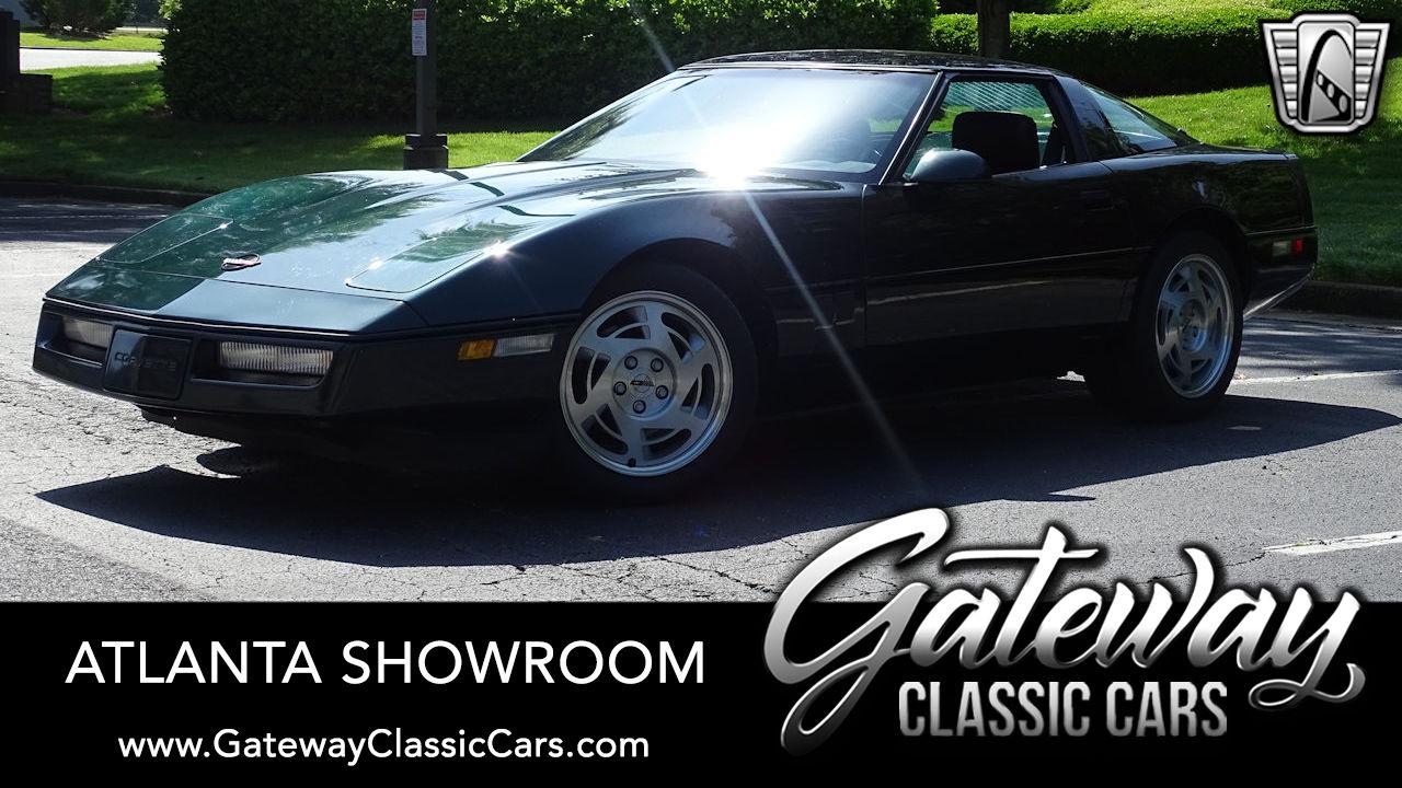 Used 1990 Chevrolet Corvette