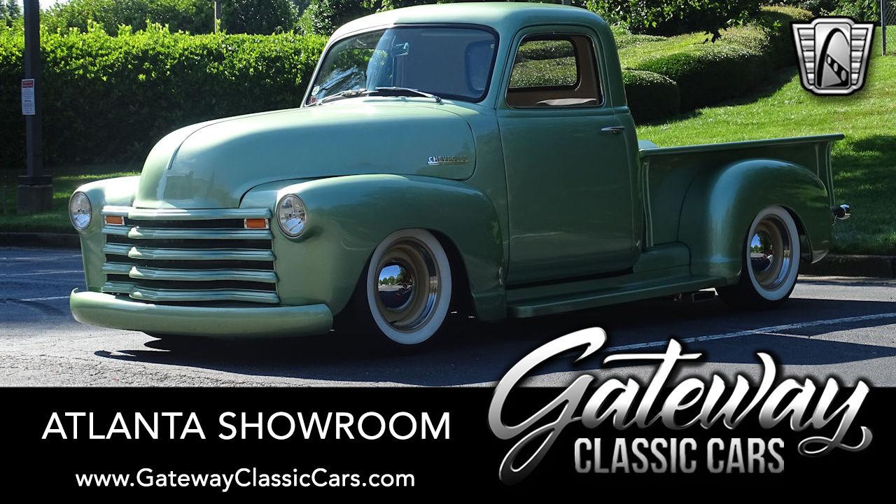 1953 Chevrolet H53A