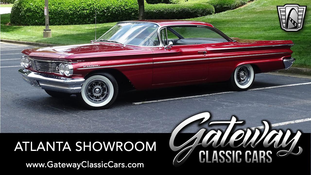 Used 1960 Pontiac Ventura