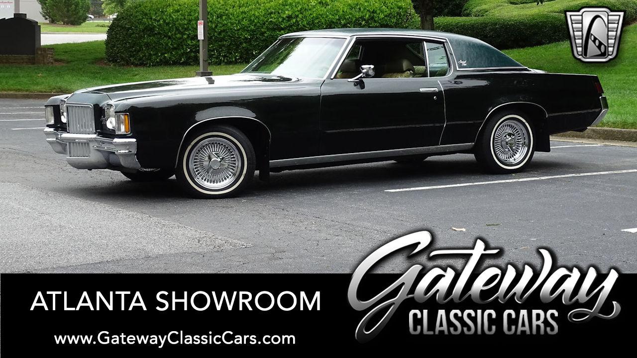 Used 1971 Pontiac Grand Prix