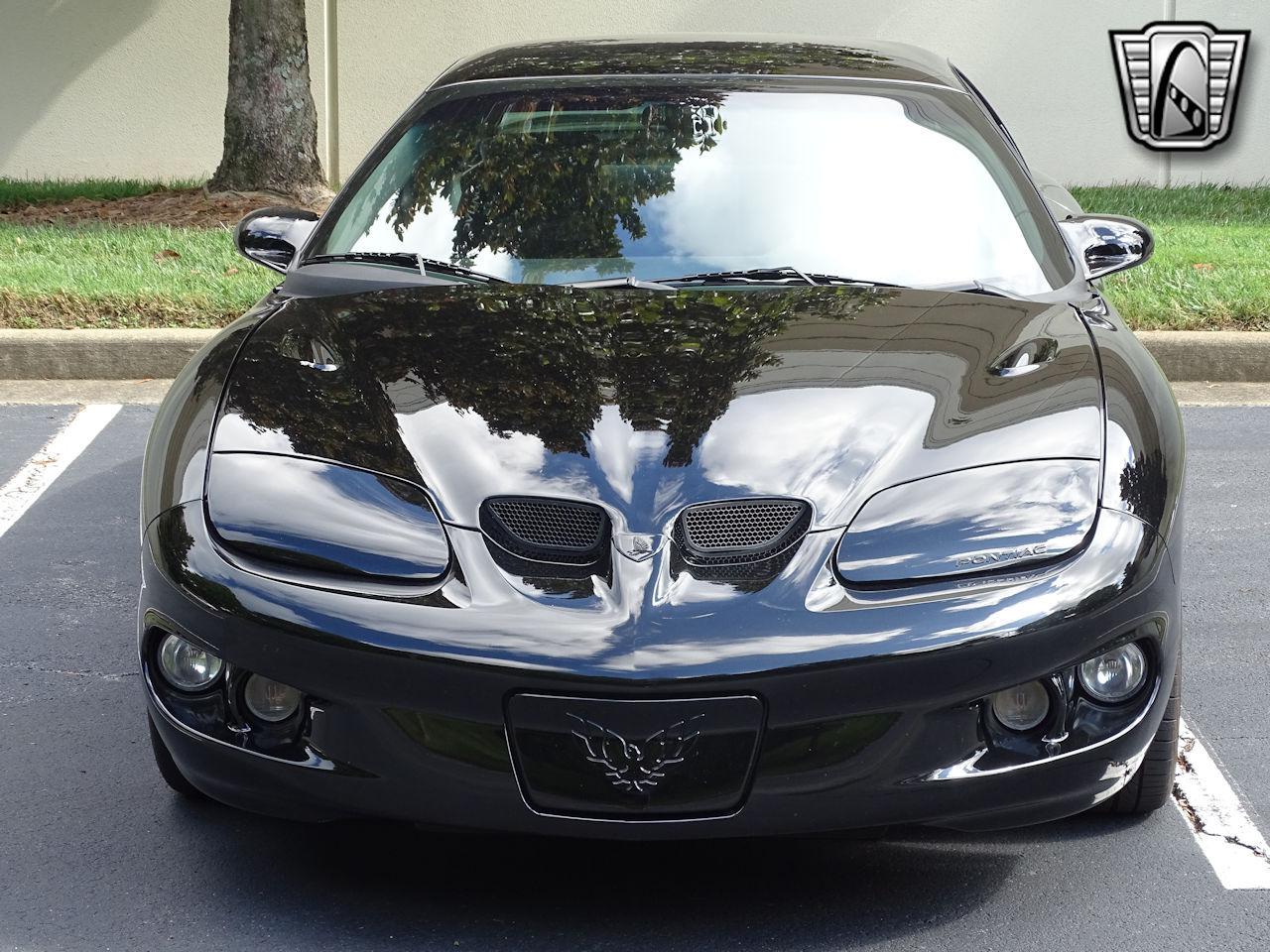 2001 Pontiac Firebird 21