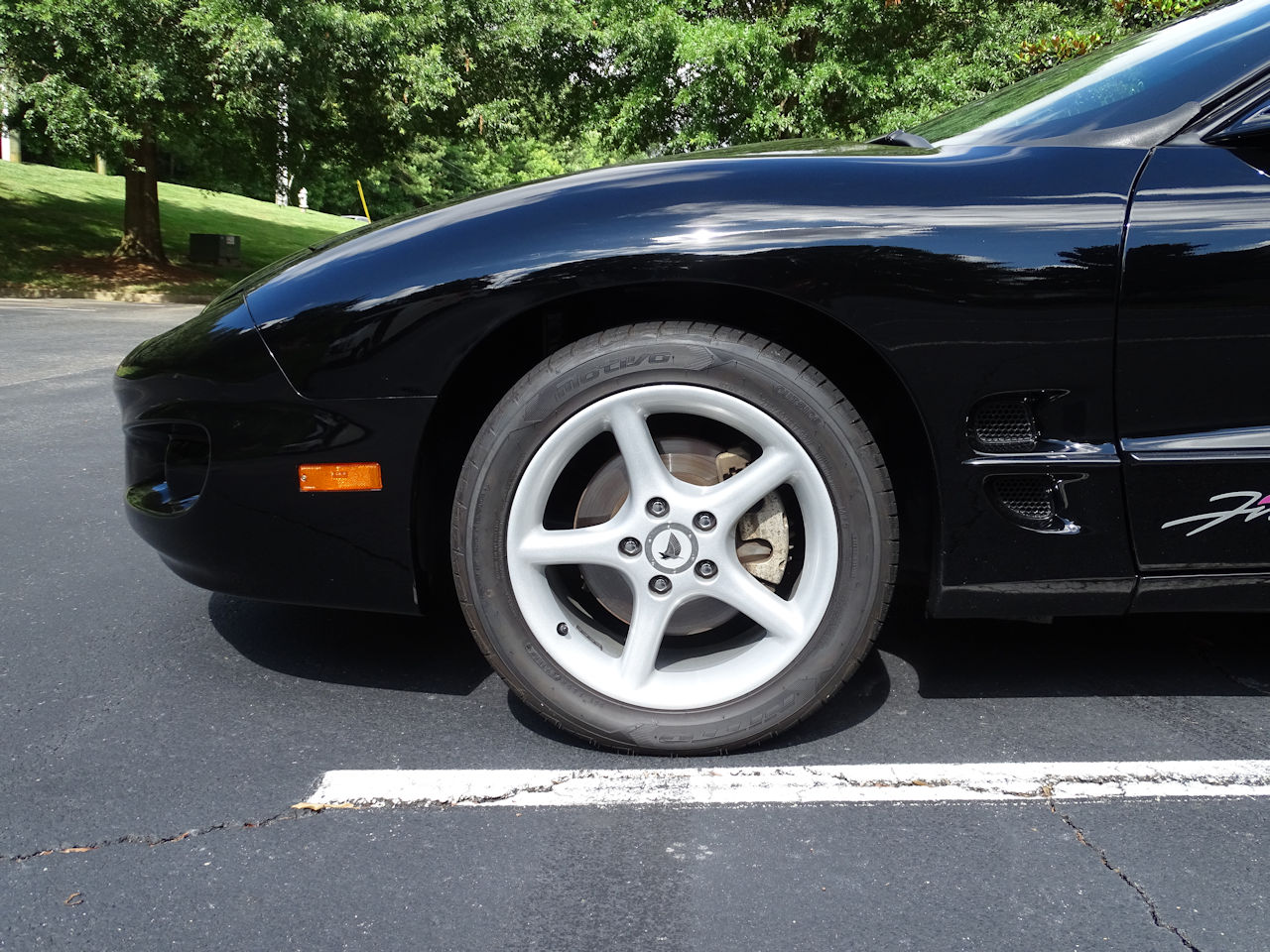 2001 Pontiac Firebird 36