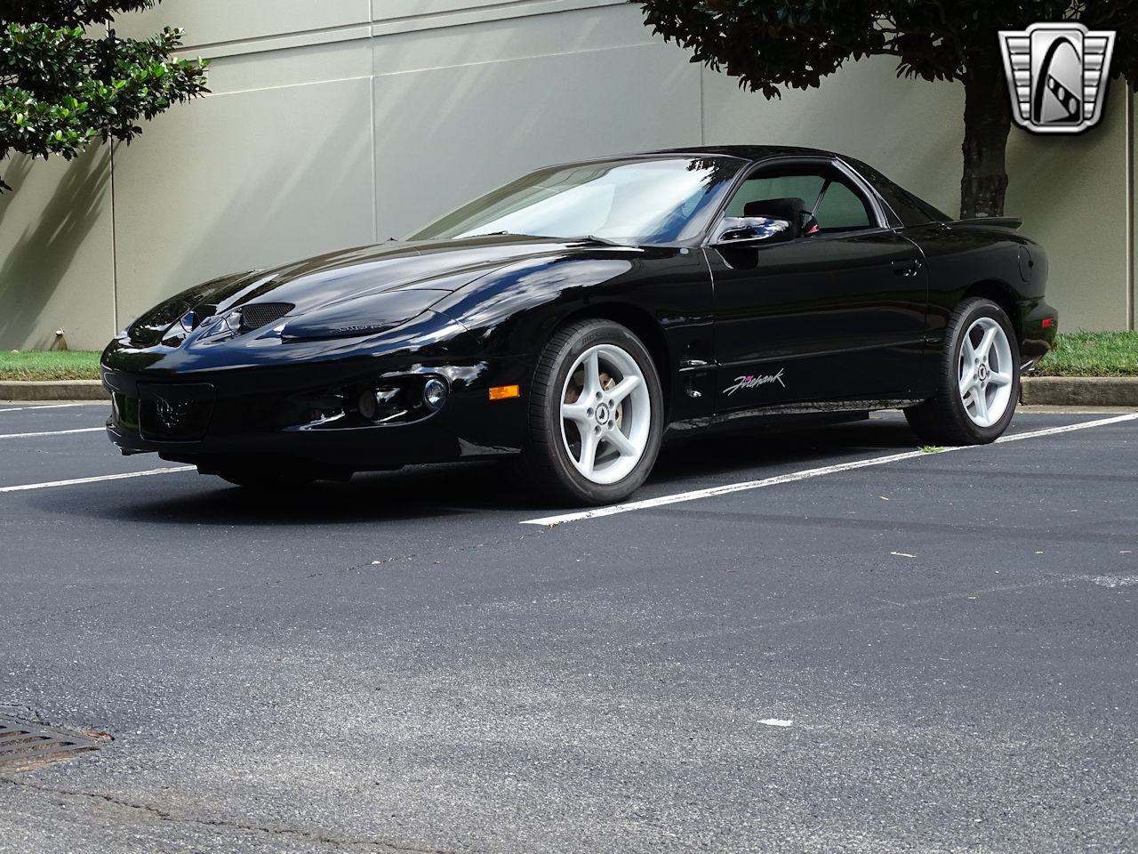 2001 Pontiac Firebird 8