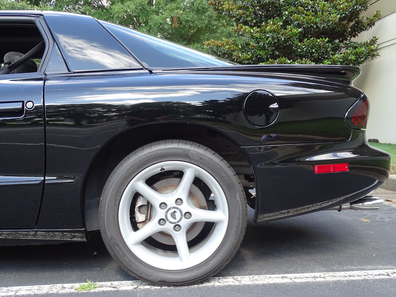 2001 Pontiac Firebird 38