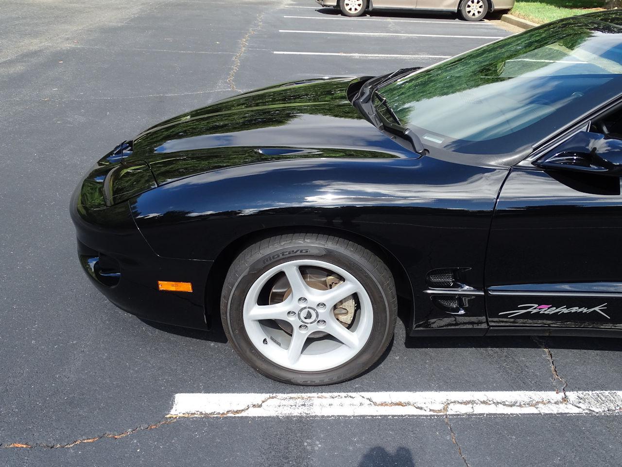 2001 Pontiac Firebird 42