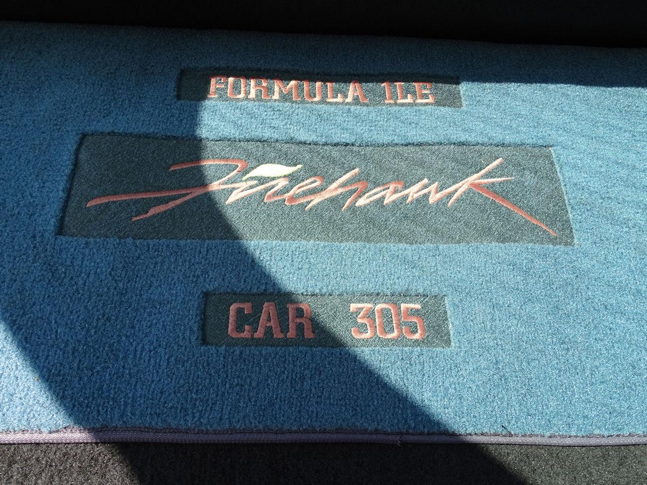 2001 Pontiac Firebird 96