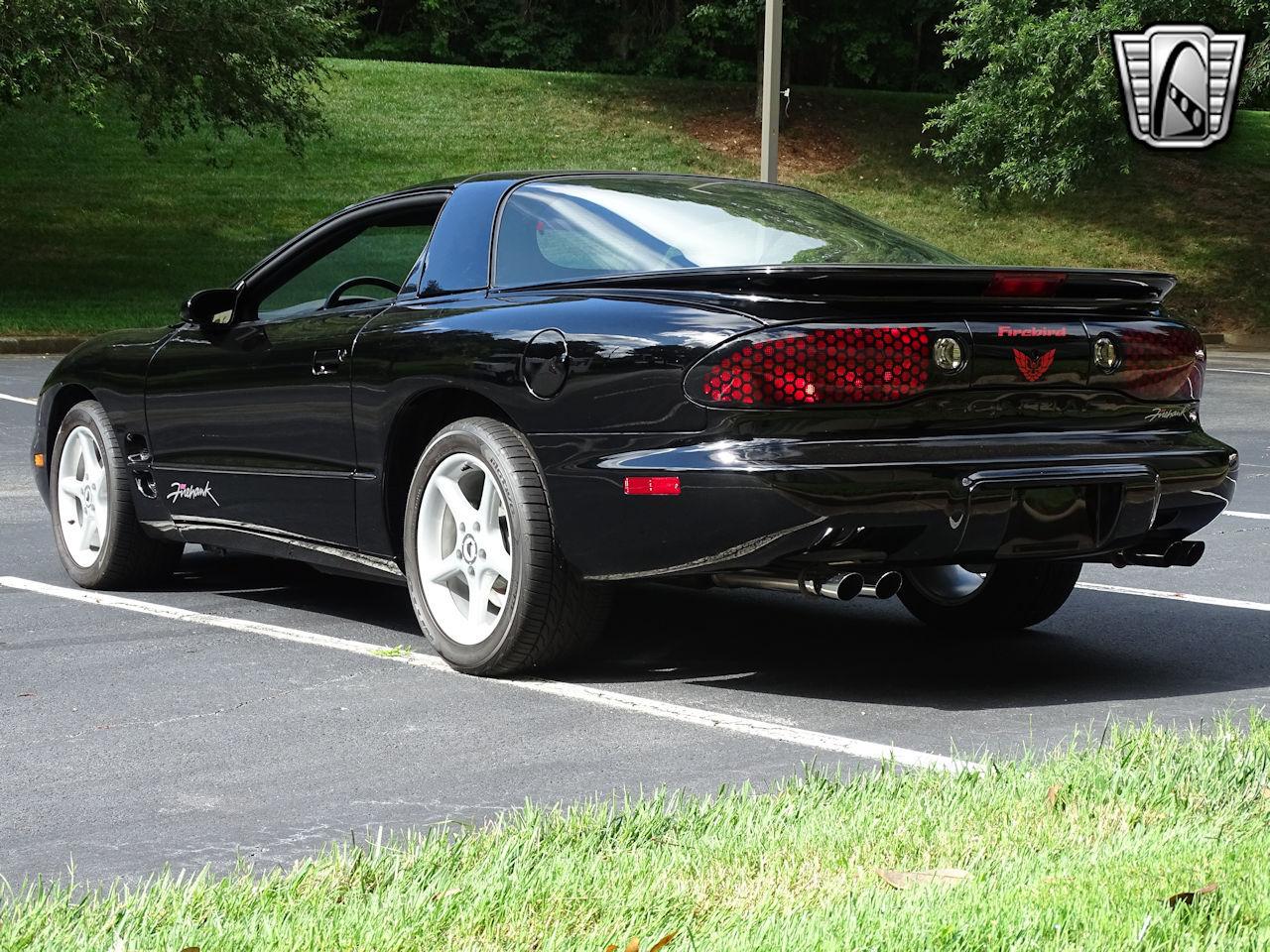 2001 Pontiac Firebird 13