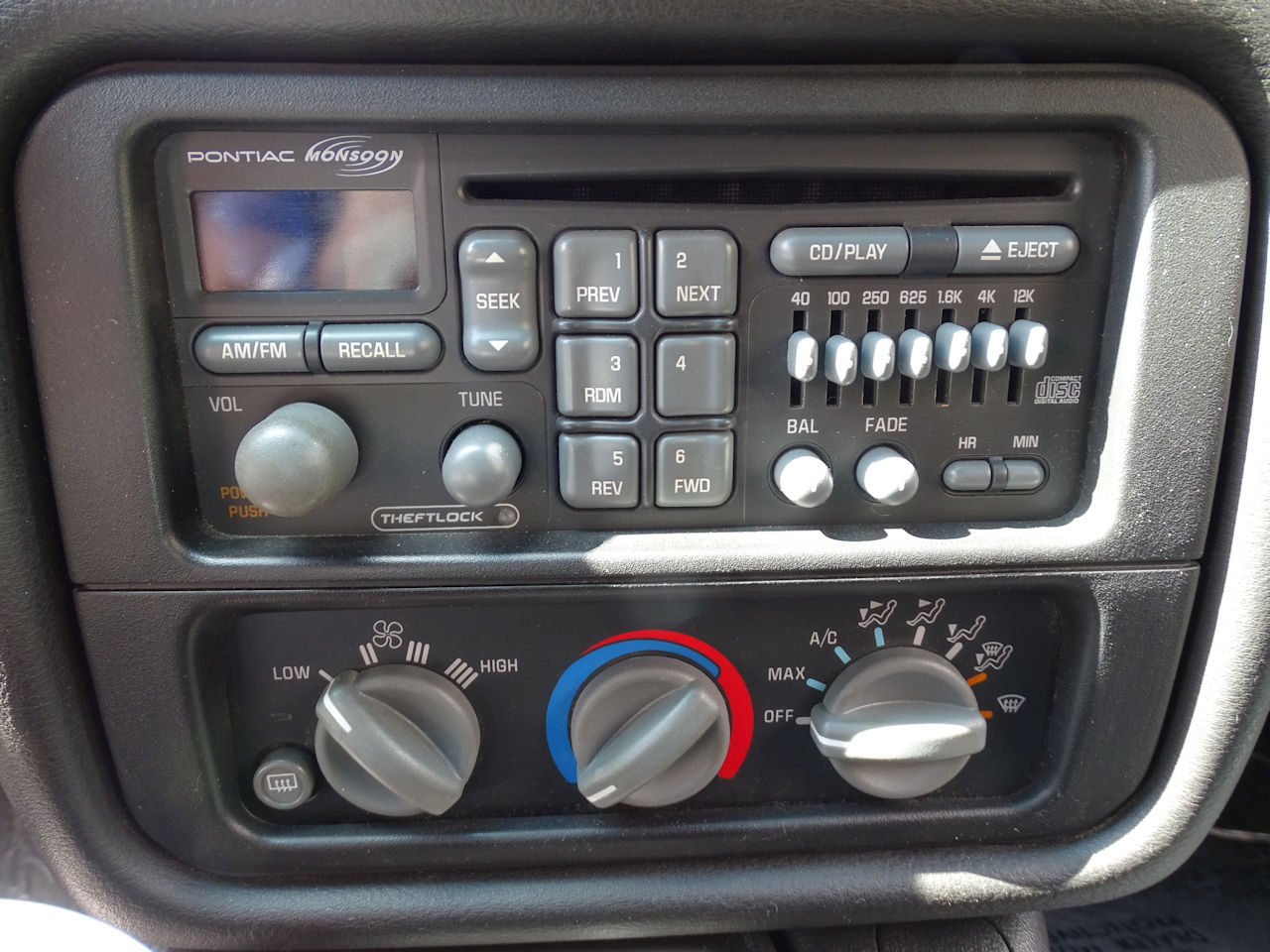 2001 Pontiac Firebird 63