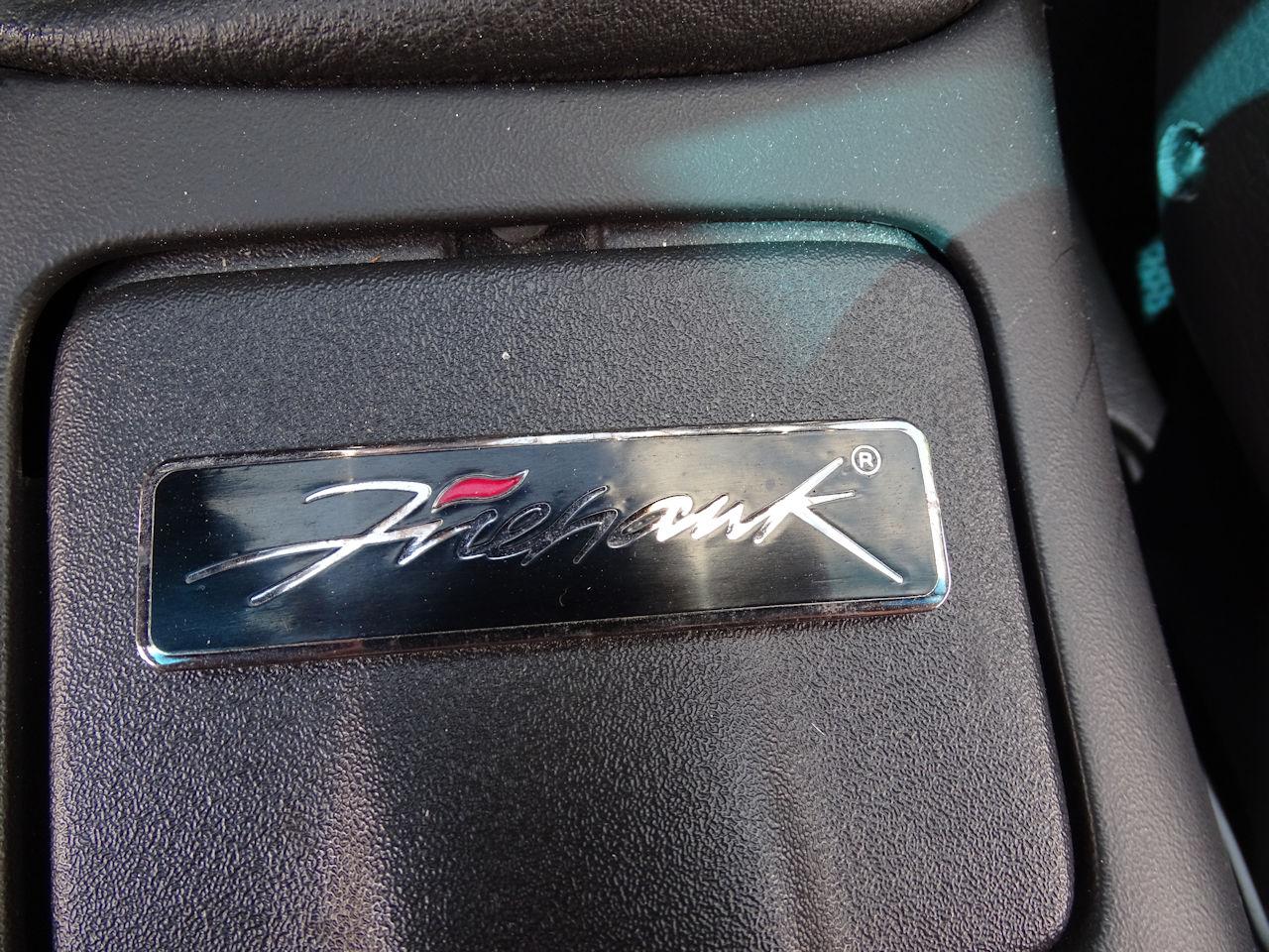 2001 Pontiac Firebird 64
