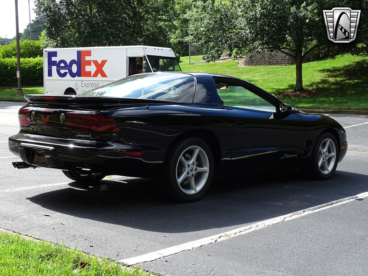 2001 Pontiac Firebird 15