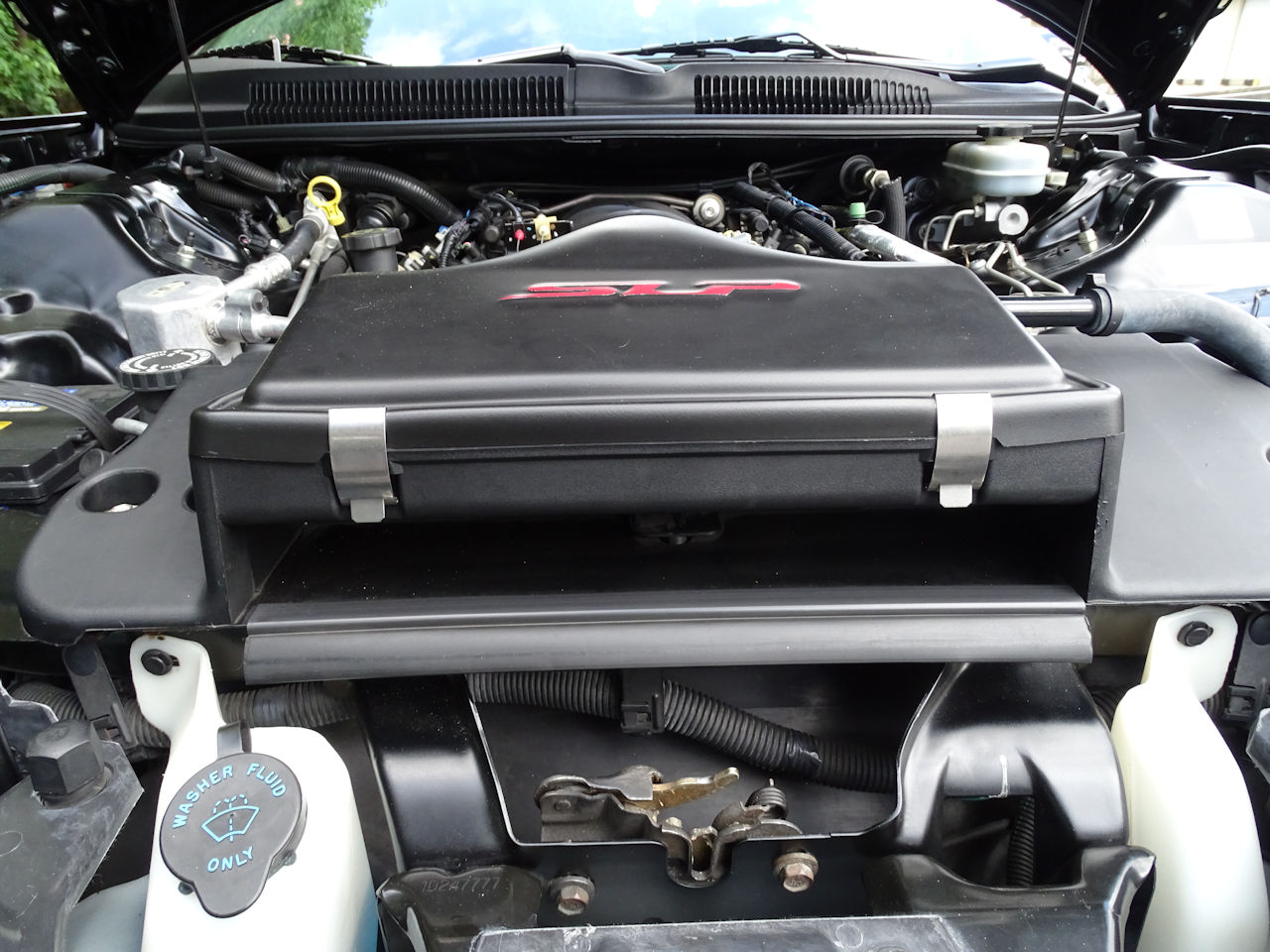 2001 Pontiac Firebird 85