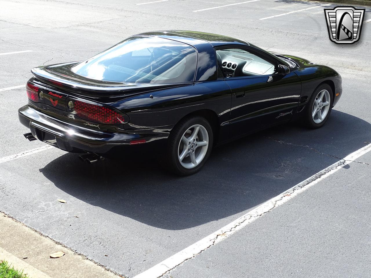 2001 Pontiac Firebird 32