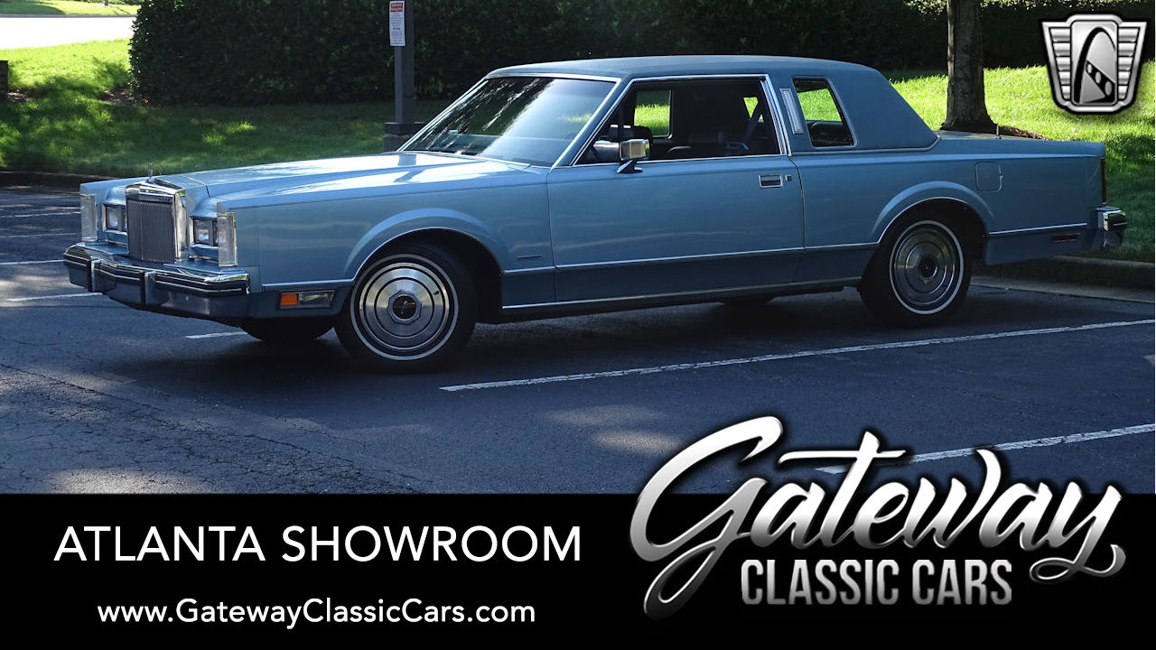 Used 1981 Lincoln Town Car