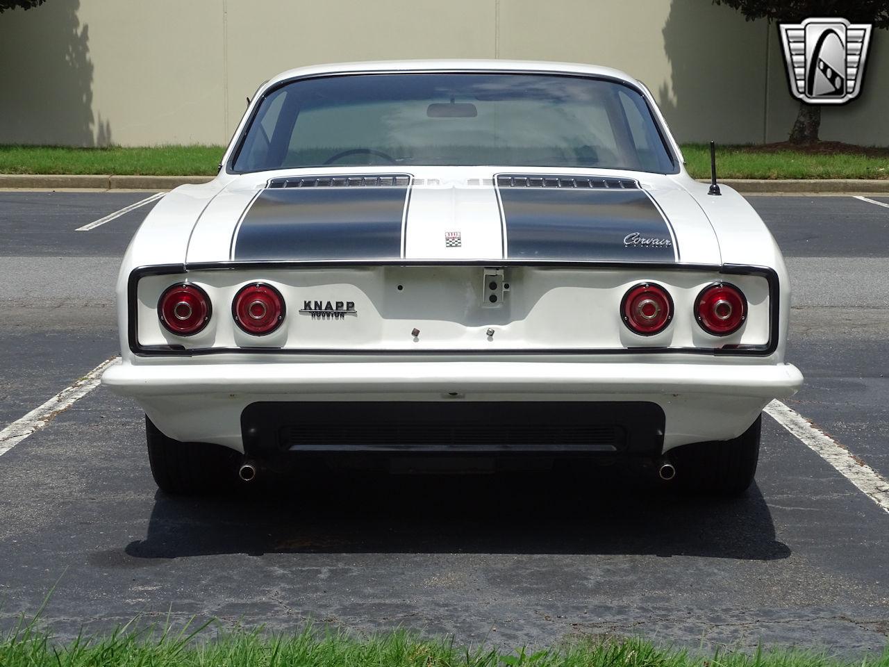 1966 Chevrolet Corvair 29
