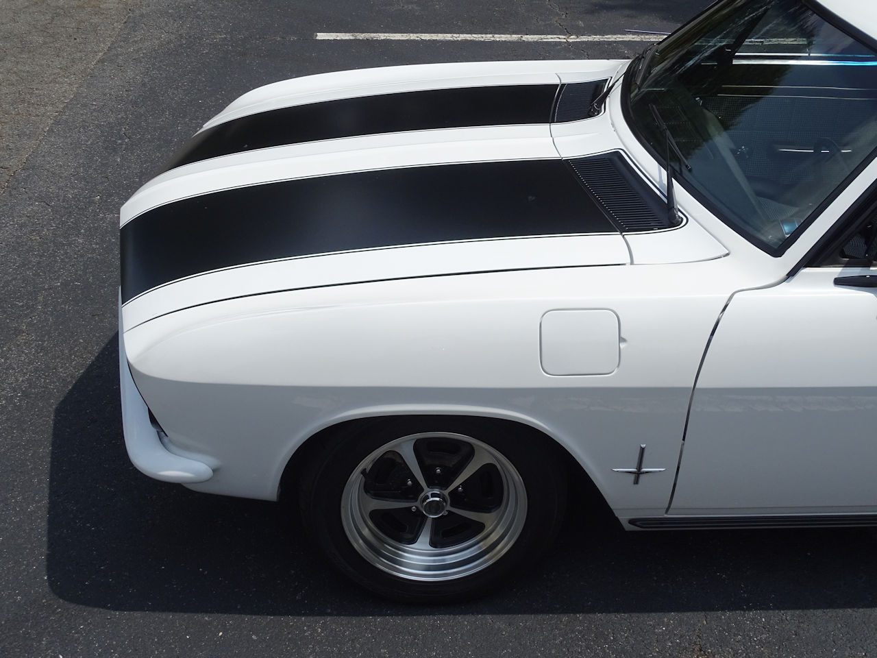 1966 Chevrolet Corvair 52